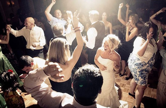 charleston wedding DJs