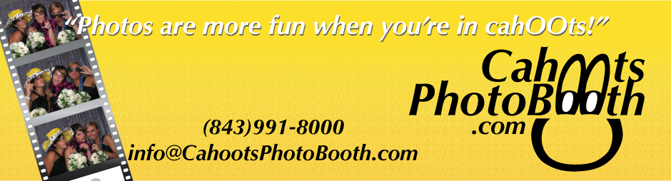 cahoots photo booth rental charleston sc